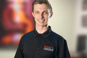 Seth McCarthy - Social Media Coordinator at Success City Online